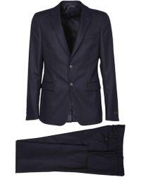 Prada - Wool Suits - Lyst