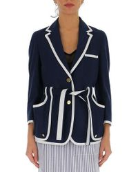 Thom Browne - Piped Casual Blazer - Lyst