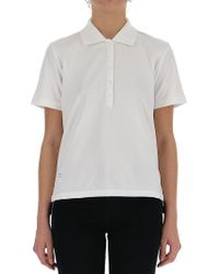 Thom Browne - Classic Polo Shirt - Lyst