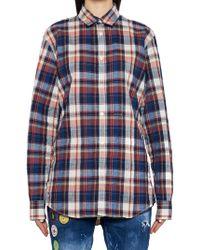 DSquared² - Dan Plaid Shirt - Lyst