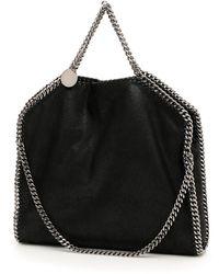 Stella McCartney - Chain Falabella Tote Bag - Lyst
