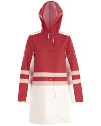 Marni - Hooded Raincoat - Lyst