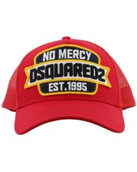 2726ba3b8b9 Lyst - Dsquared² No Mercy Beanie in Gray for Men - Save ...