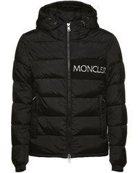 24ed862ad Lyst - Moncler Men s Fleece Jacket Black in Black for Men