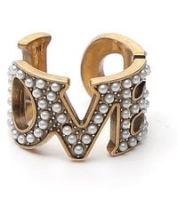 Gucci - Embellished Loved Ring - Lyst