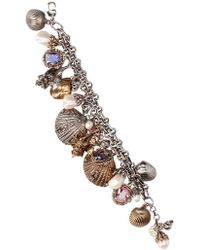 Alexander McQueen - Shells Bracelet - Lyst