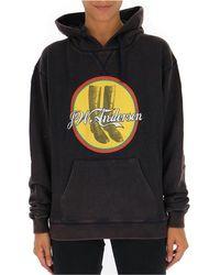 JW Anderson - Printed Sweatshirt - Lyst