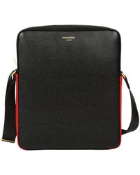 Thom Browne - Panel Leather Camera Bag - Lyst