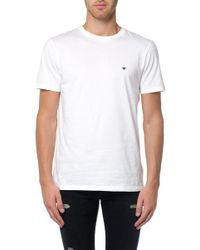 Dior Homme - Bee Embroidered T-shirt - Lyst