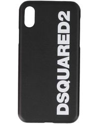 DSquared² Logo Iphone X Cover