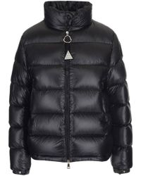 Moncler - Padded Zipped Jacket - Lyst