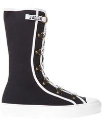 Dior - Lace-up Ankle Boots - Lyst