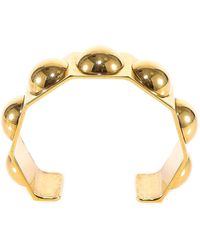 Céline - Octogonal Bangle - Lyst