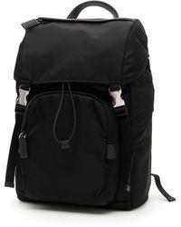 Prada Front Pocket Backpack