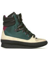 Isabel Marant - Hi-top Sneakers - Lyst