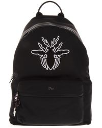 Dior Homme - Bee Patch Backpack - Lyst