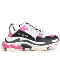 Balenciaga - Triple S Sneakers - Lyst