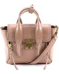 3.1 Phillip Lim - Mini Pashli Satchel - Lyst
