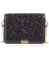 MICHAEL Michael Kors - Glitter Shoulder Bag - Lyst