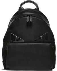 d4f2db780e55 Lyst - Fendi Bag Bugs Backpack in Black for Men