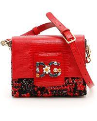 Dolce & Gabbana - Dg Millennials Crossbody Bag - Lyst