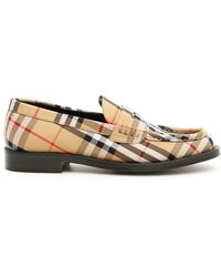 Burberry - Classic Loafers - Lyst