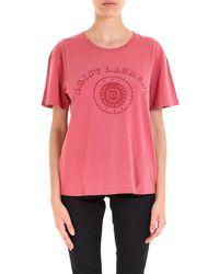 Saint Laurent - T-shirt Women - Lyst