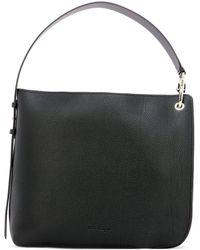 81651eb076a8 Lyst - Ferragamo  batik  Satchel in Black