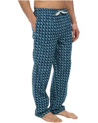 Tommy Bahama Island Washed Cotton Lounge Pants - Lyst
