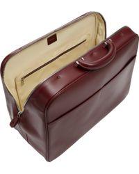 Valextra - Topzip Briefcase - Lyst