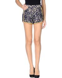 Finders Keepers Shorts - Lyst