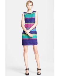 Missoni Scalloped Knit Dress - Lyst