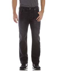 Diesel Black Larkee Jeans - Lyst