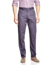 Bills Khakis - Vintage Twill Trim Fit Trousers - Lyst