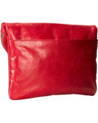 Hobo Red Zara - Lyst