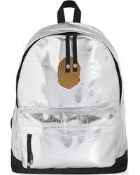 A Bathing Ape - Ape Head Metallic Backpack - Lyst