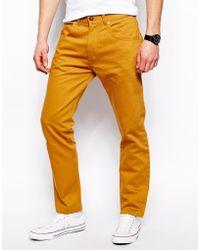 Levi's Clothing 5 Pocket Pants 519 Slim Fit Bedford - Lyst