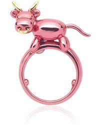 Lauren X Khoo - Chinese Zodiac Ring - Ox - Lyst