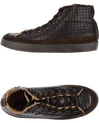 Bark High-Tops & Trainers brown - Lyst