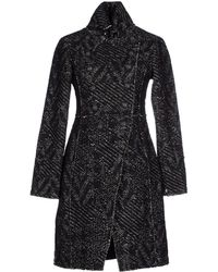 Ra-re Coat black - Lyst