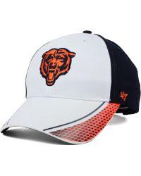 47 Brand Boys' Chicago Bears Battlehawk Closer Cap - Lyst