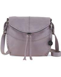 The Sak Silverlake Leather Crossbody Bag - Lyst