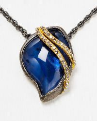 Alexis Bittar Labradorite Winding Vine Pendant Necklace 16 - Lyst
