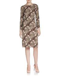 Tory Burch Silk Dagny Dress - Lyst