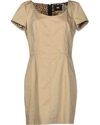 D&G Short Dress - Lyst
