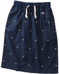 Champion - Japan Premium Woven Skirt - Lyst
