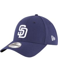best sneakers 5360f 61e13 KTZ San Diego Padres Sandlot Patch 59fifty Fitted Cap in Blue for Men - Lyst