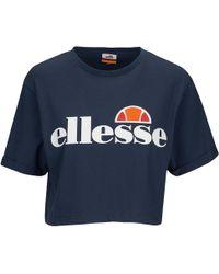 32a5cbee Womens Alberta Cropped T-shirt