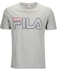 Fila - Borough T-shirt - Lyst