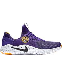 buy online d4b0d 6fc79 Nike - Lsu Tigers Ncaa Free Sneaker V8 - Lyst
